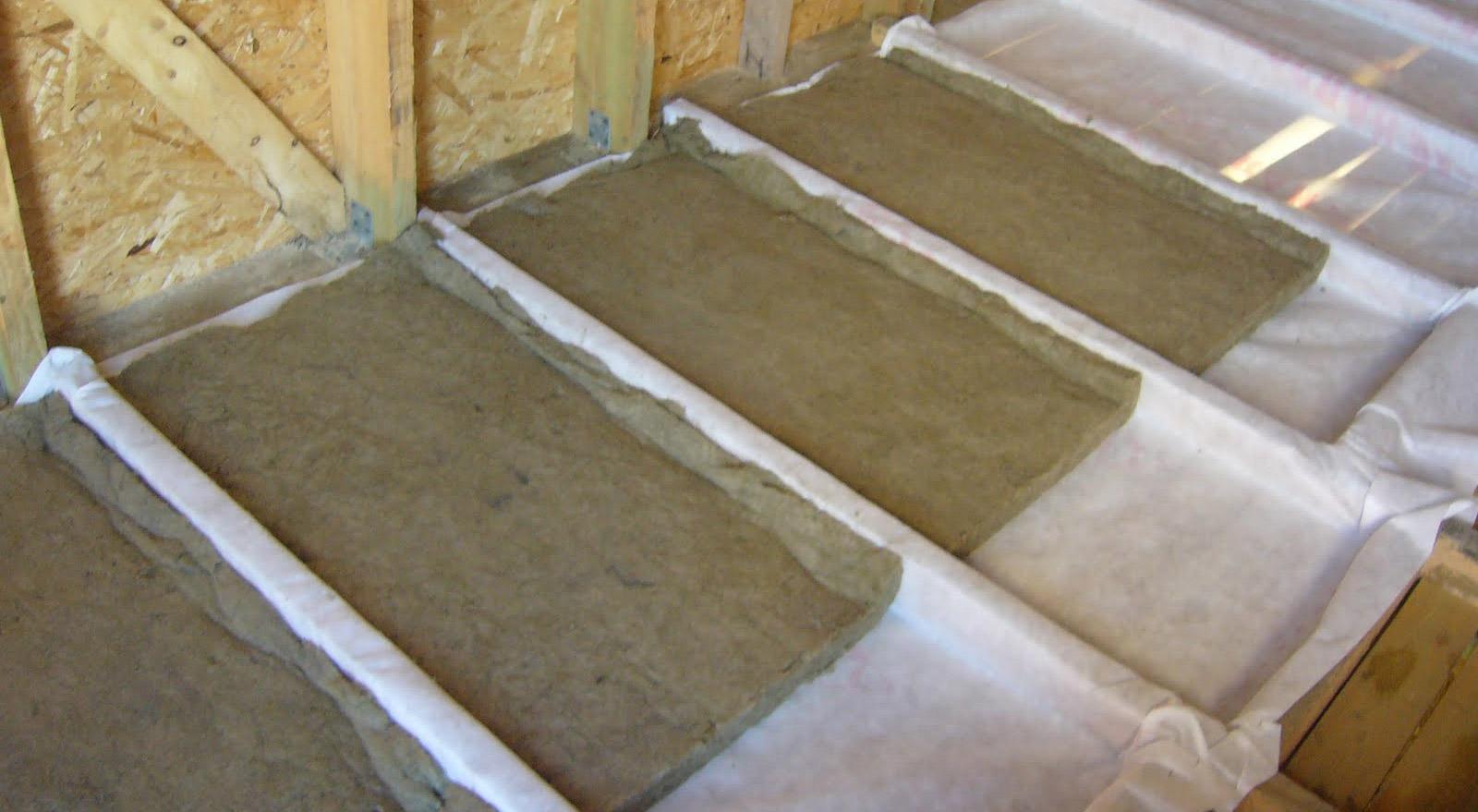 Правильный пирог стены каркасного дома - устройство внешних .