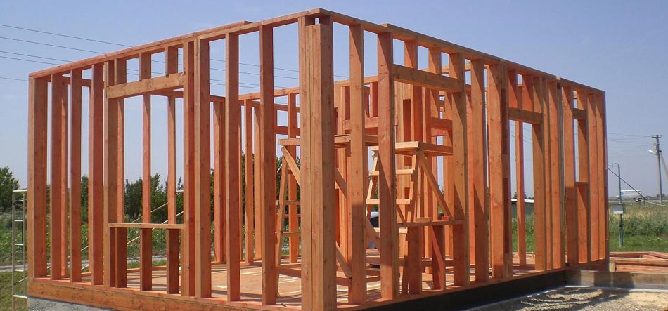 Строим каркасный дом своими руками поэтапный показ 81