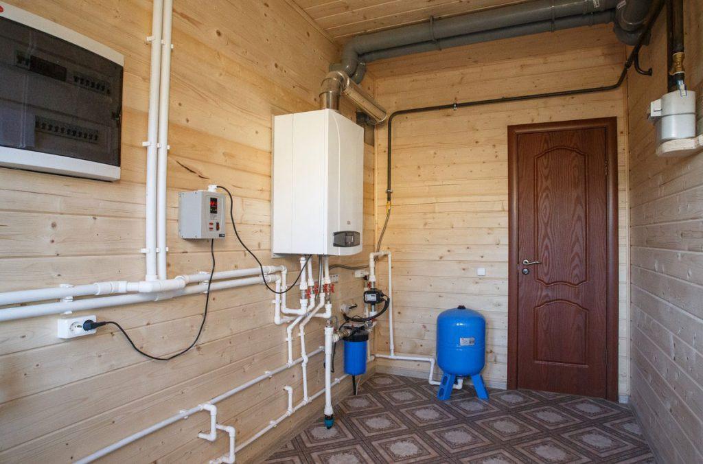 Как правильно устроить водоснабжение в доме.