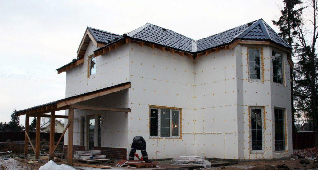 мужчин картинки фасада дома пенопласт проспект