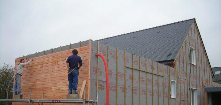 Стены каркасного дома строим своими руками на фото.
