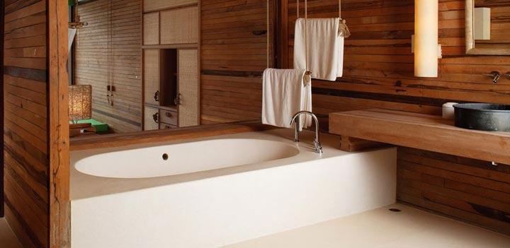 Как лучше устроить ванную комнату по вкусу.